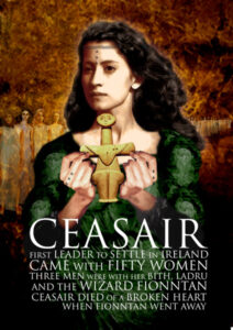 The Book of Invasions – Part 1: Cesair (Christian version)