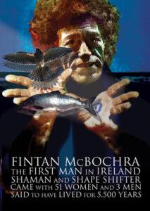 Fintan Mac Bochra and the Hawk of Achill