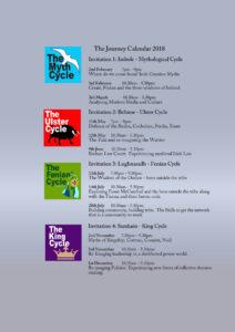 Bard Civic Quest – Calendar of Events