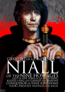 Wave 9 – Niall of the Nine Hostages